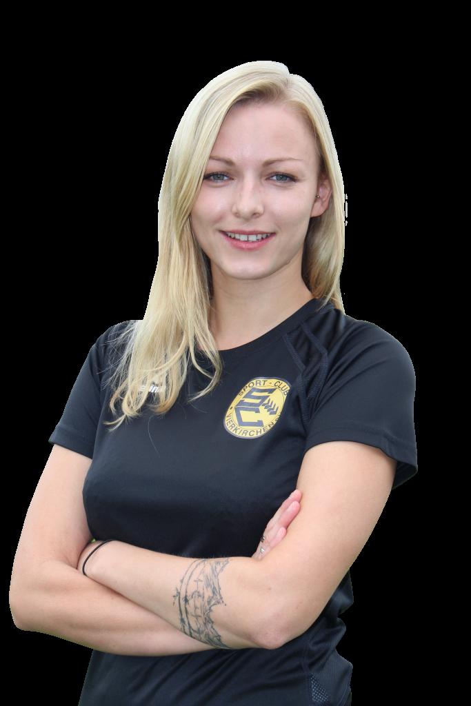Spielerin Claudia Schneider