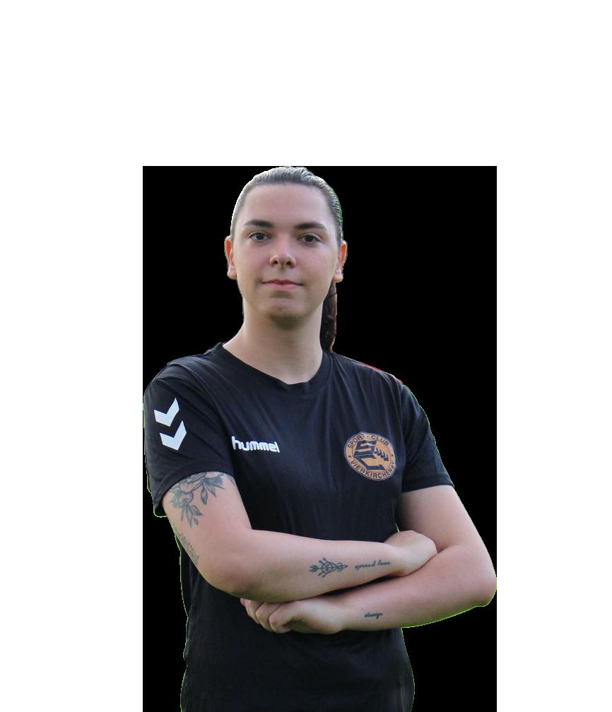 Spielerin Katharina Süß