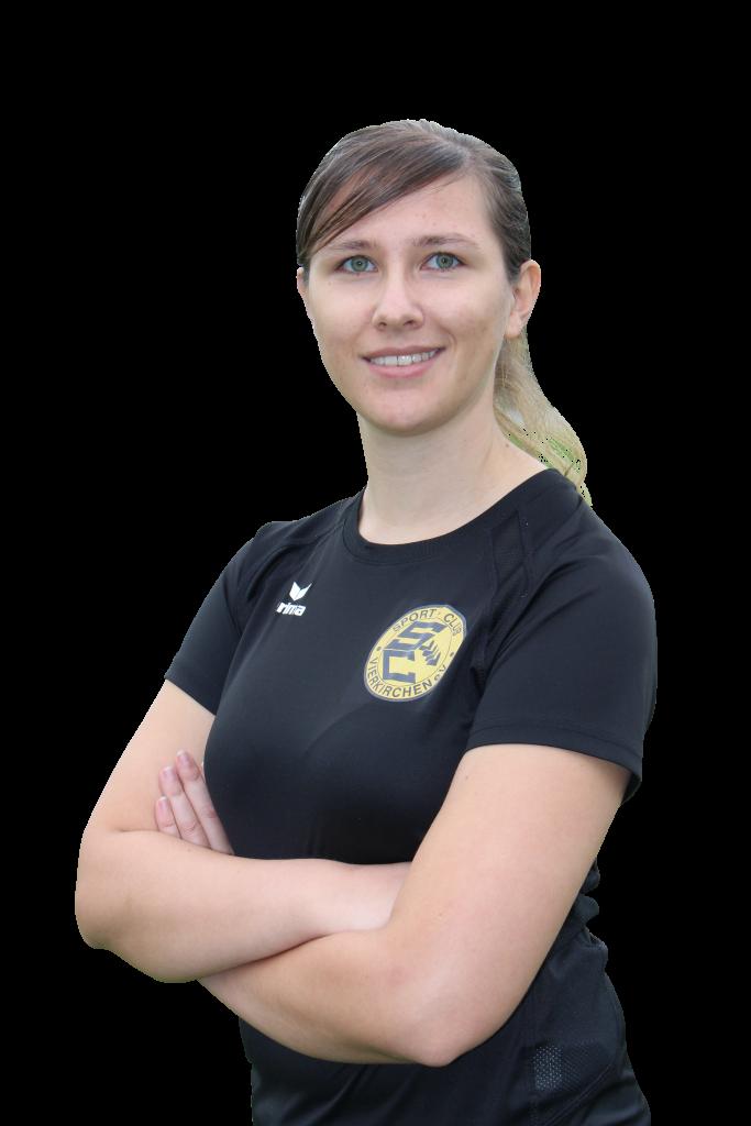 Spielerin Mareike Schuster