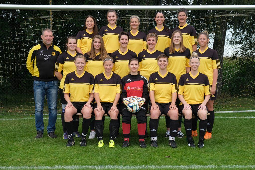Mannschaftsfoto Team 2