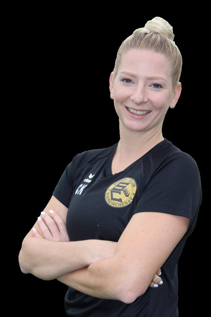 Spielerin Claudia Kraus