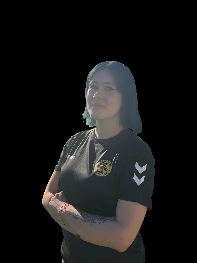 Spielerin Anja Wiesenhütter