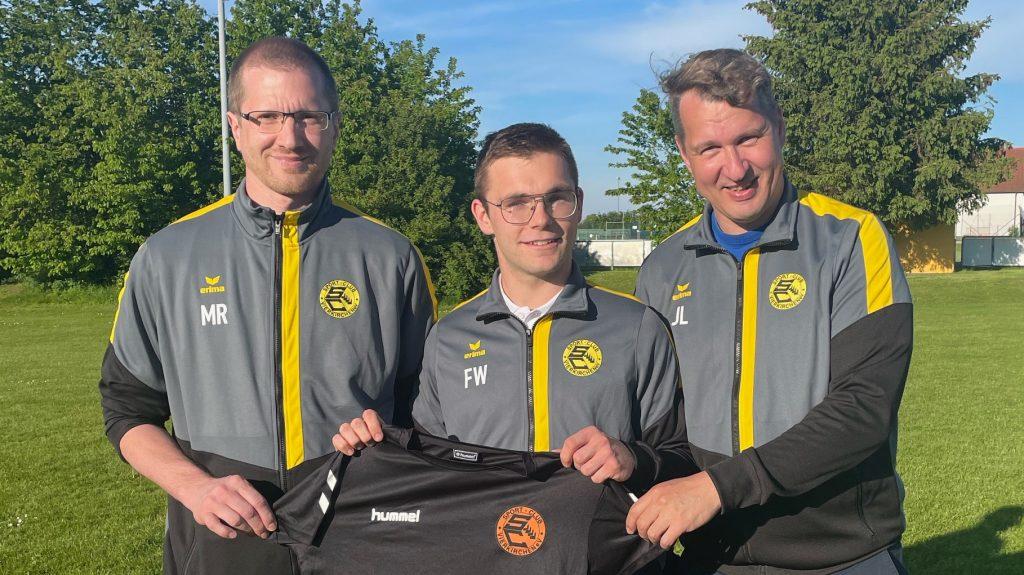 Das neue Trainer-Team